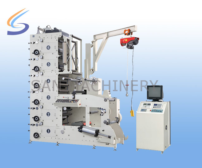 Paper Cup Flexo Printing Machine Paper Cups Printer