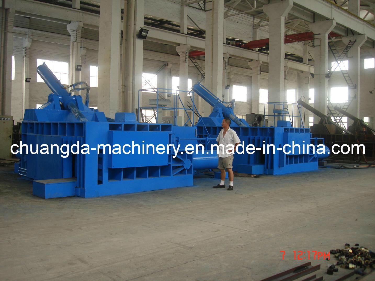 Waste Metal Baler/Hydraulic Baler (YD3150)