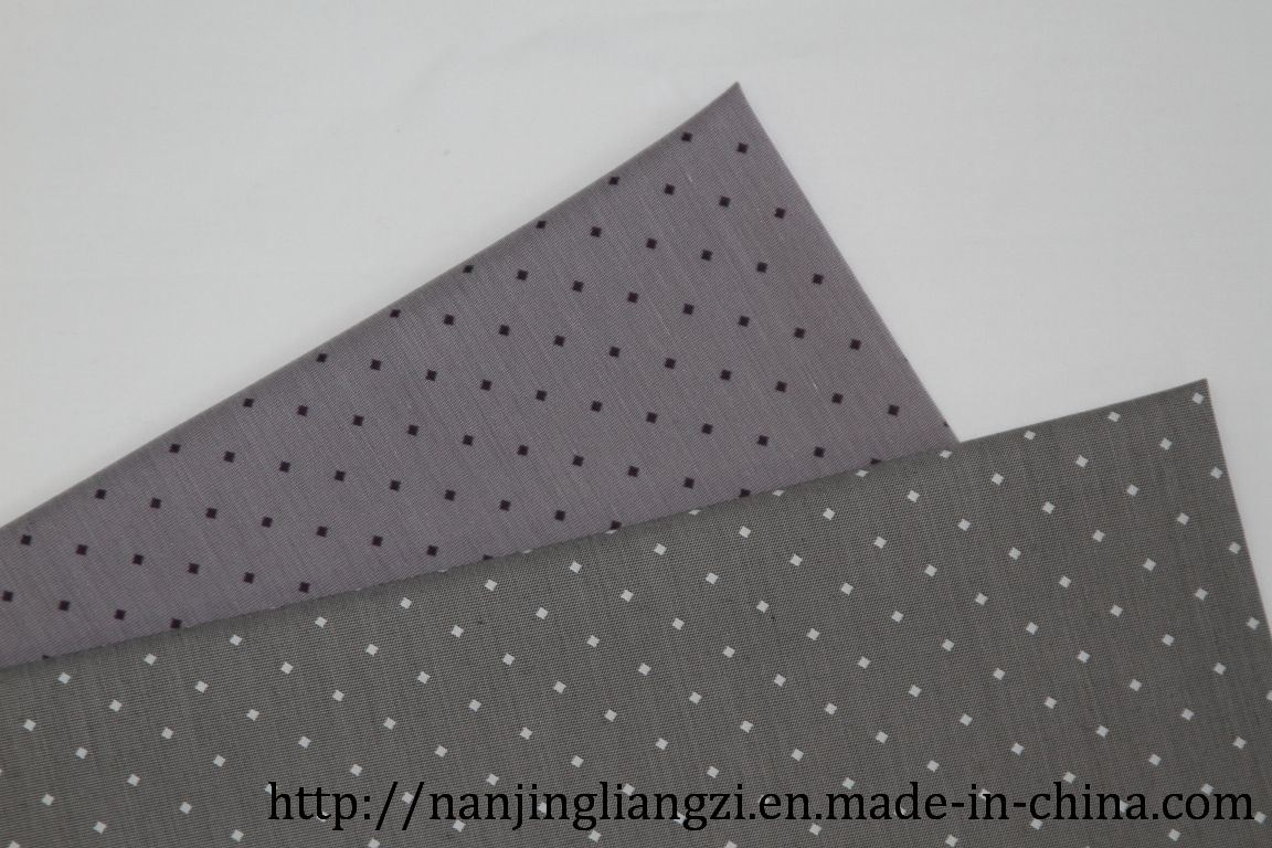 Yarn Dyed Cotton Nylon Spandex End on End +Printing