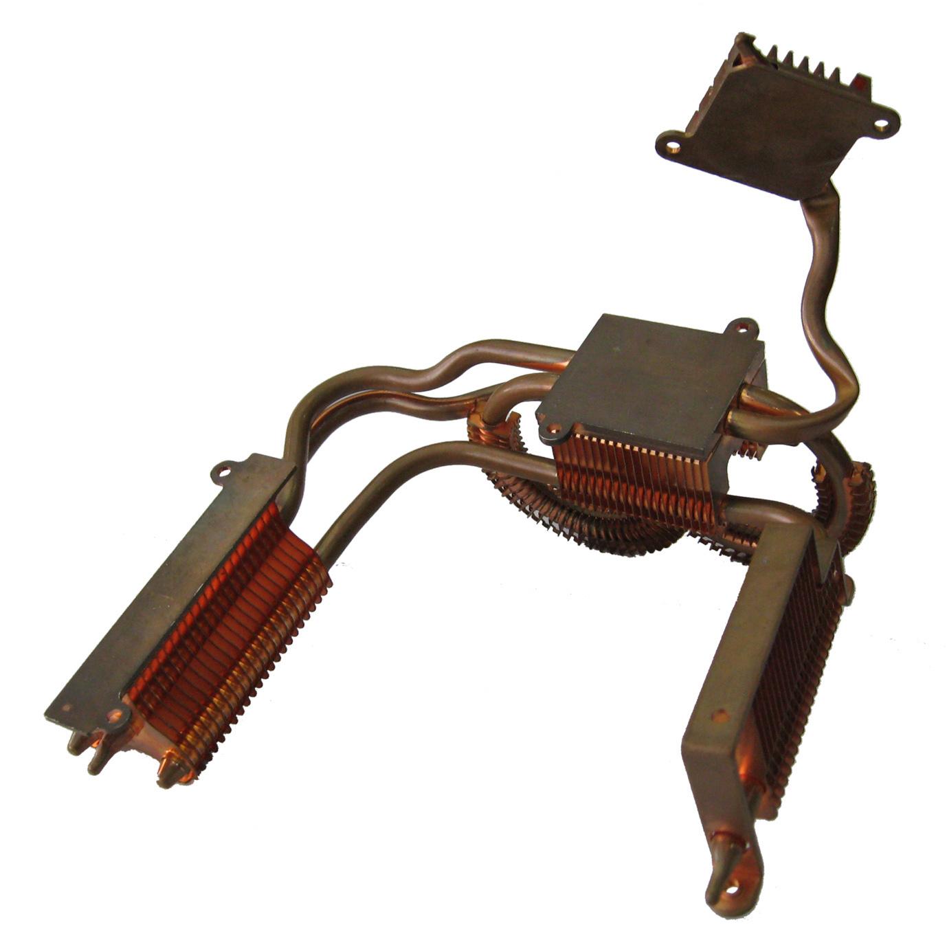 China Heat Pipe Sink Copper Heatsinks 4440 China Heat