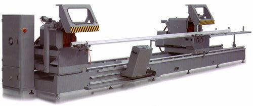 Aluminum CNC Double Head Cutting Machine (KT-383F/D)