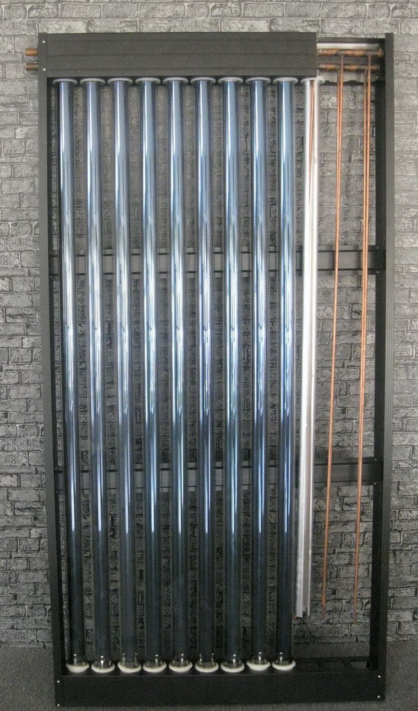 New U Type Solar Water Heater with Highest Heat Efficiency
