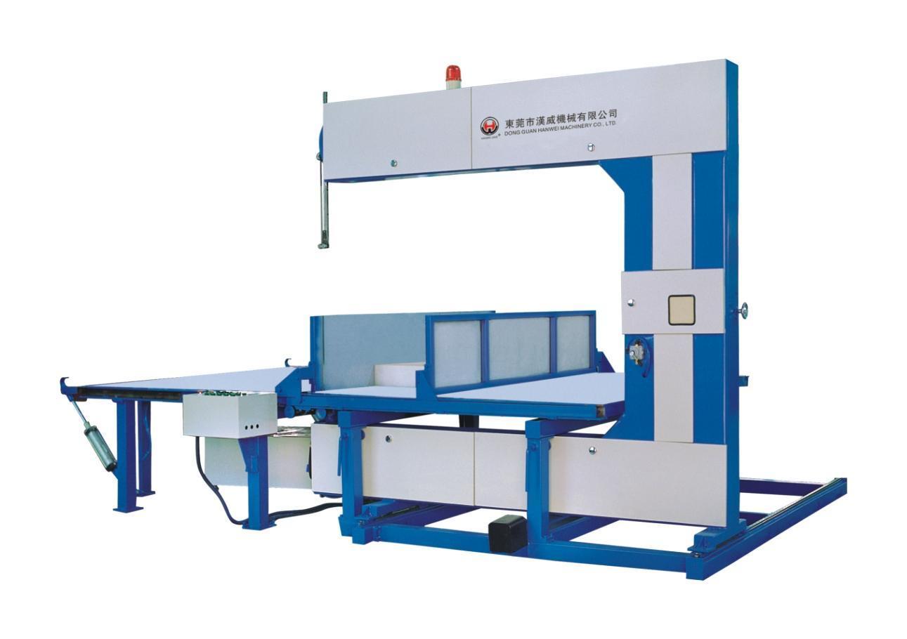 vertical cutting machine