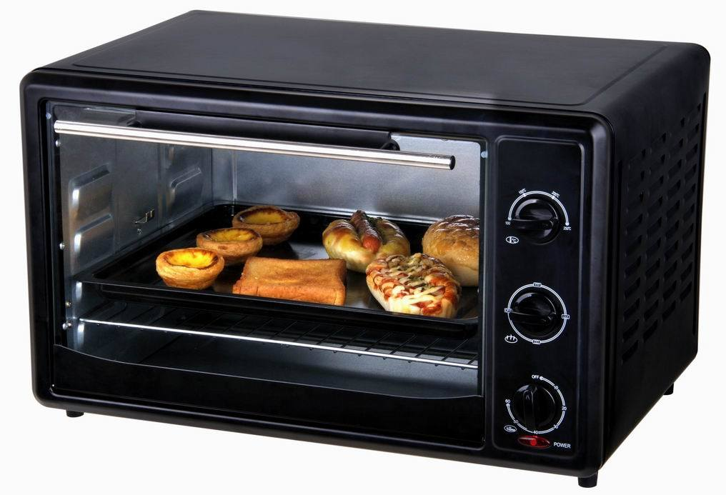 Countertop Oven For Baking : Oven Toaster: Baking In Oven Toaster