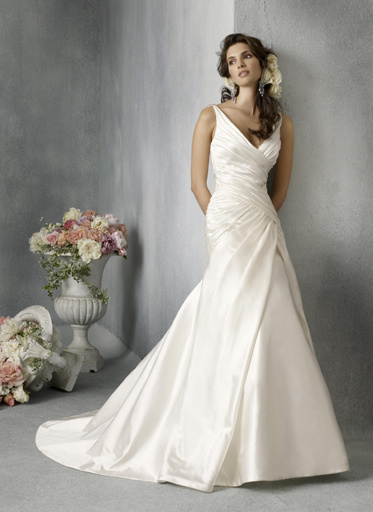 Wedding Dress RS084