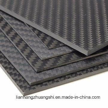 Top Quality Carbon Fiber Sheet 3k Plain/Twill