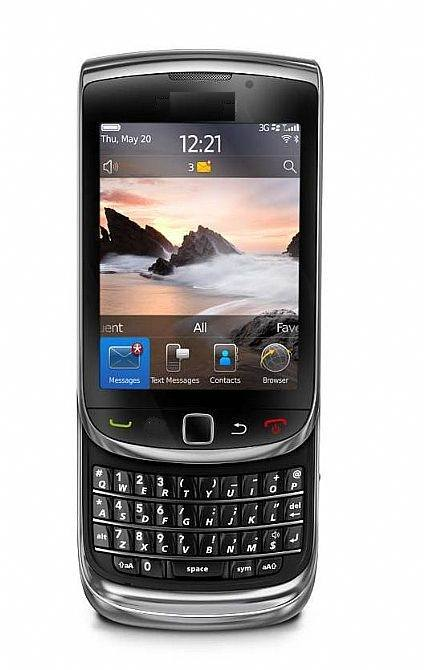 Blackberry Torch 9800 Smartphone. Cell for Blackberry Torch 9800