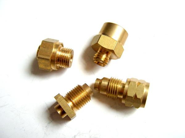 Machined brass fittings china hydraulic hose