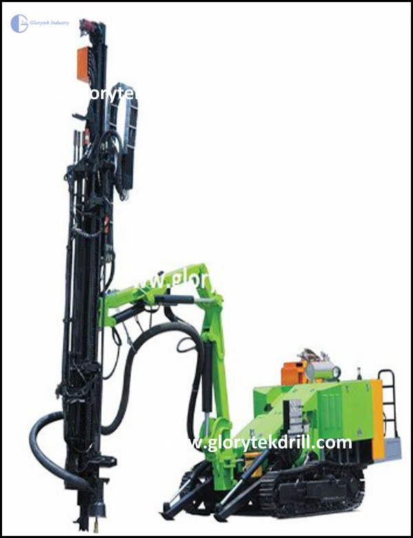 520 Crawler Rock Drilling Rig
