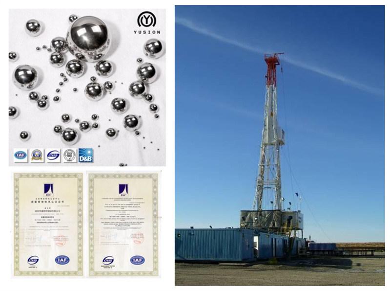 Rockbit Balls Used in Oil Dilling Platform