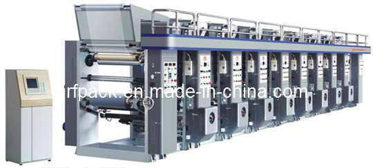 Computer Control Middle Speed Rotogravure Printing Machine (RFAY-A)