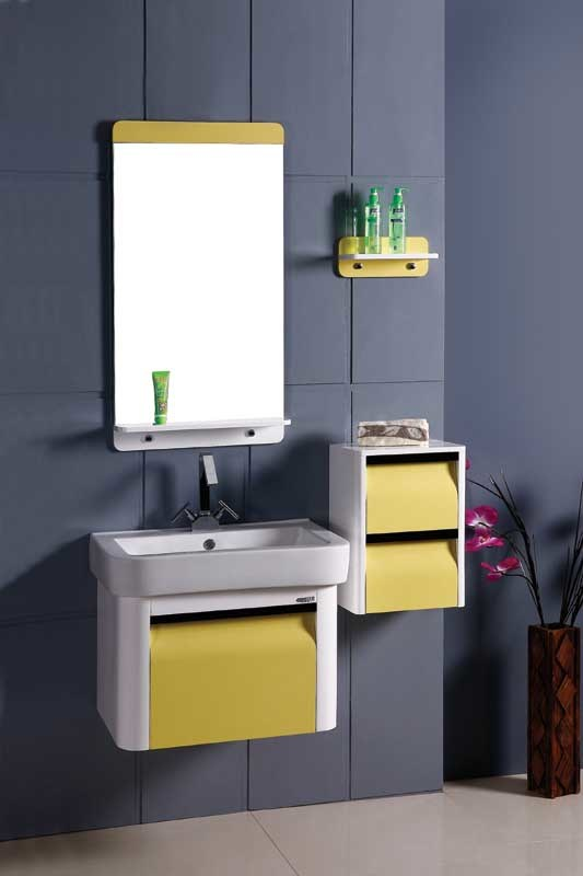 china wall mounted pvc small bathroom cabinet bp 5033 china pvc