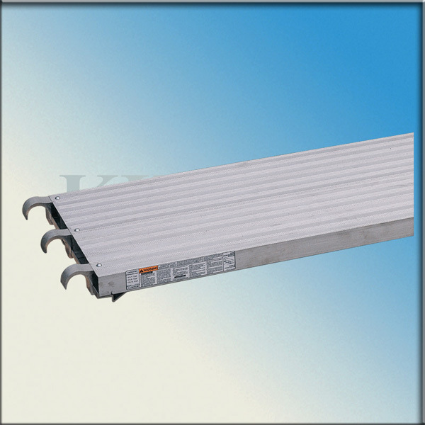 Scaffold Walk Board : China aluminum walk board with solid structure wb a