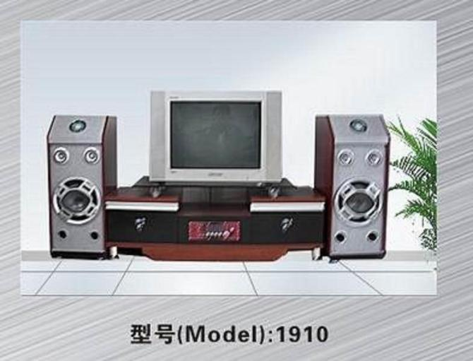 China TV Cabinet Speaker (1910)