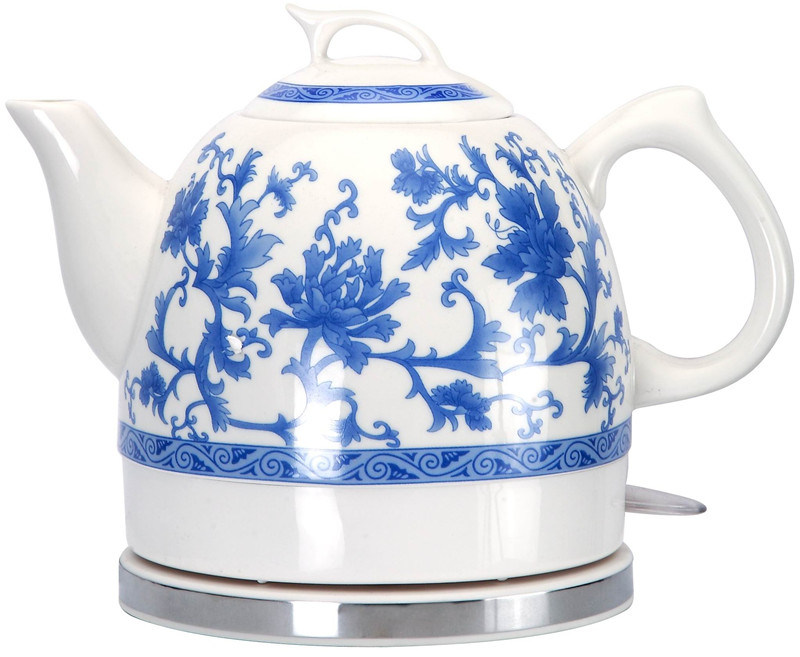 Porcelain Electric Kettle ~ Hot ceramic electric kettle tc china