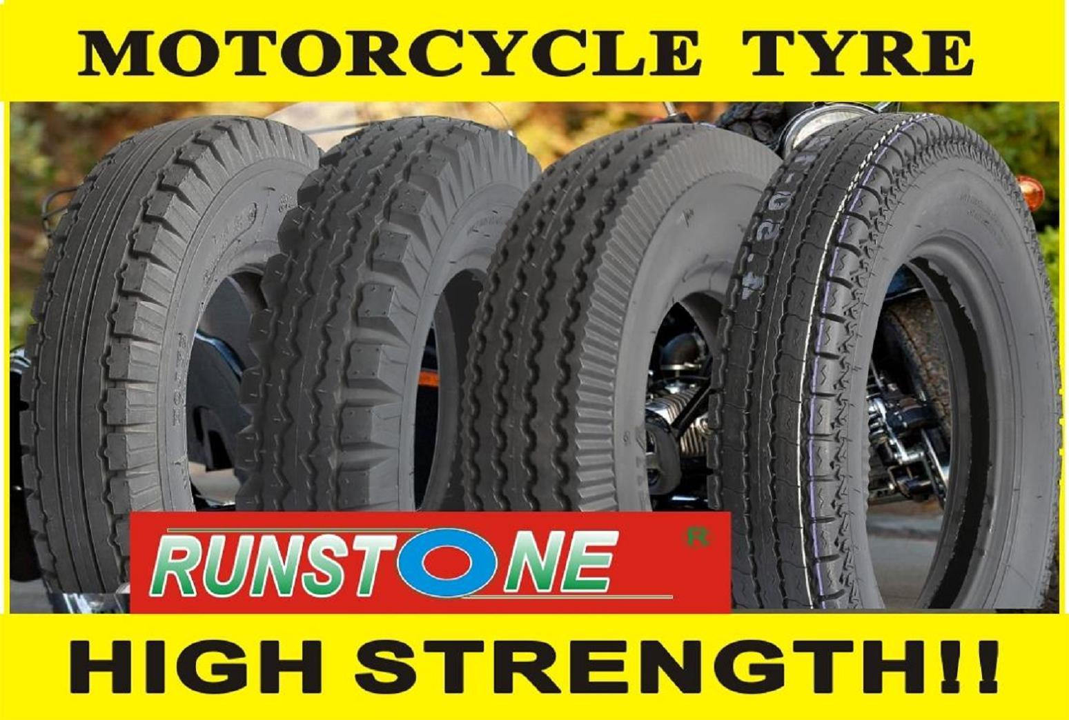 High Way Use Tricycle Tyre, Three Wheeler Tires Tires, 4.00-8 4.50-10