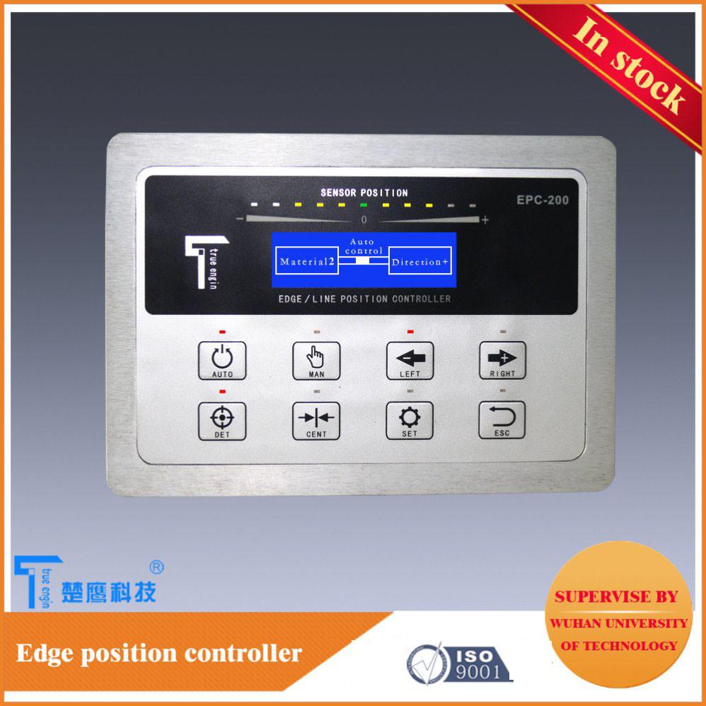Web Guiding System Web Guiding Controller EPC-200 + Web Guiding Sensor EPS-C +Web Guiding Actuator-EPD-204