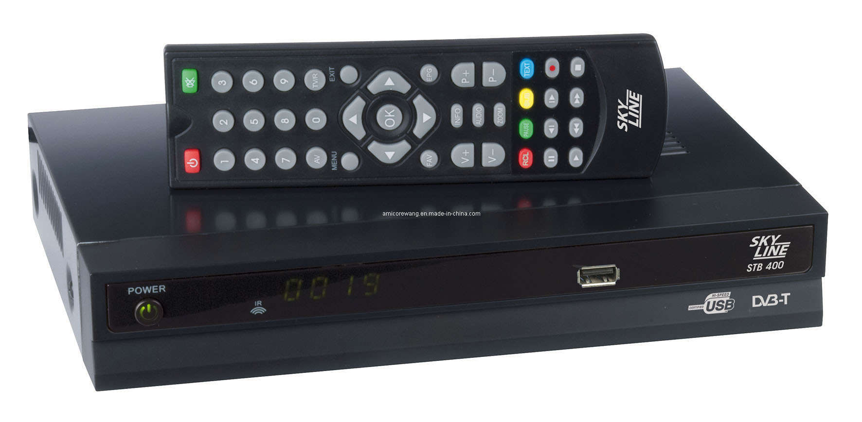 how to make set top box for cable tv