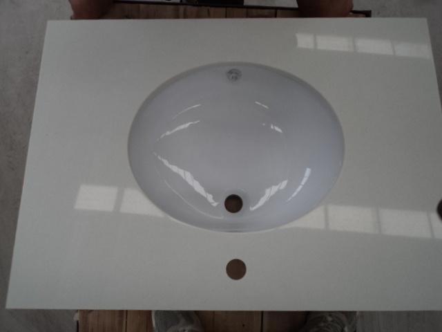 Popular  Vanity Top  Countertop  China Marble Vanity Top Bathroom Vanity Top