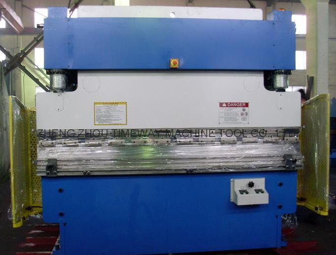 CNC Hydraulic Press Brake (WC67K Series)