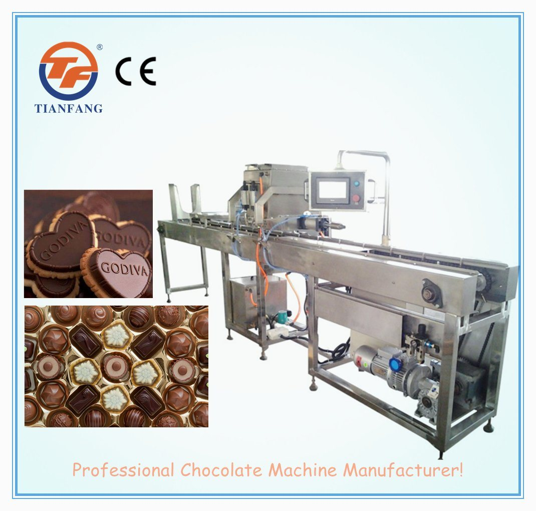Semi-Automatic Chocolate Depositing Machine with CE Certificate