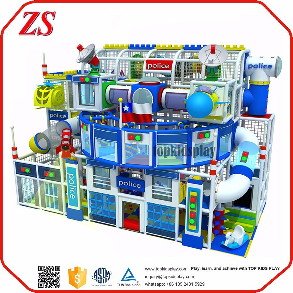 China Top Customized Commercial Indoor Playground for Slae