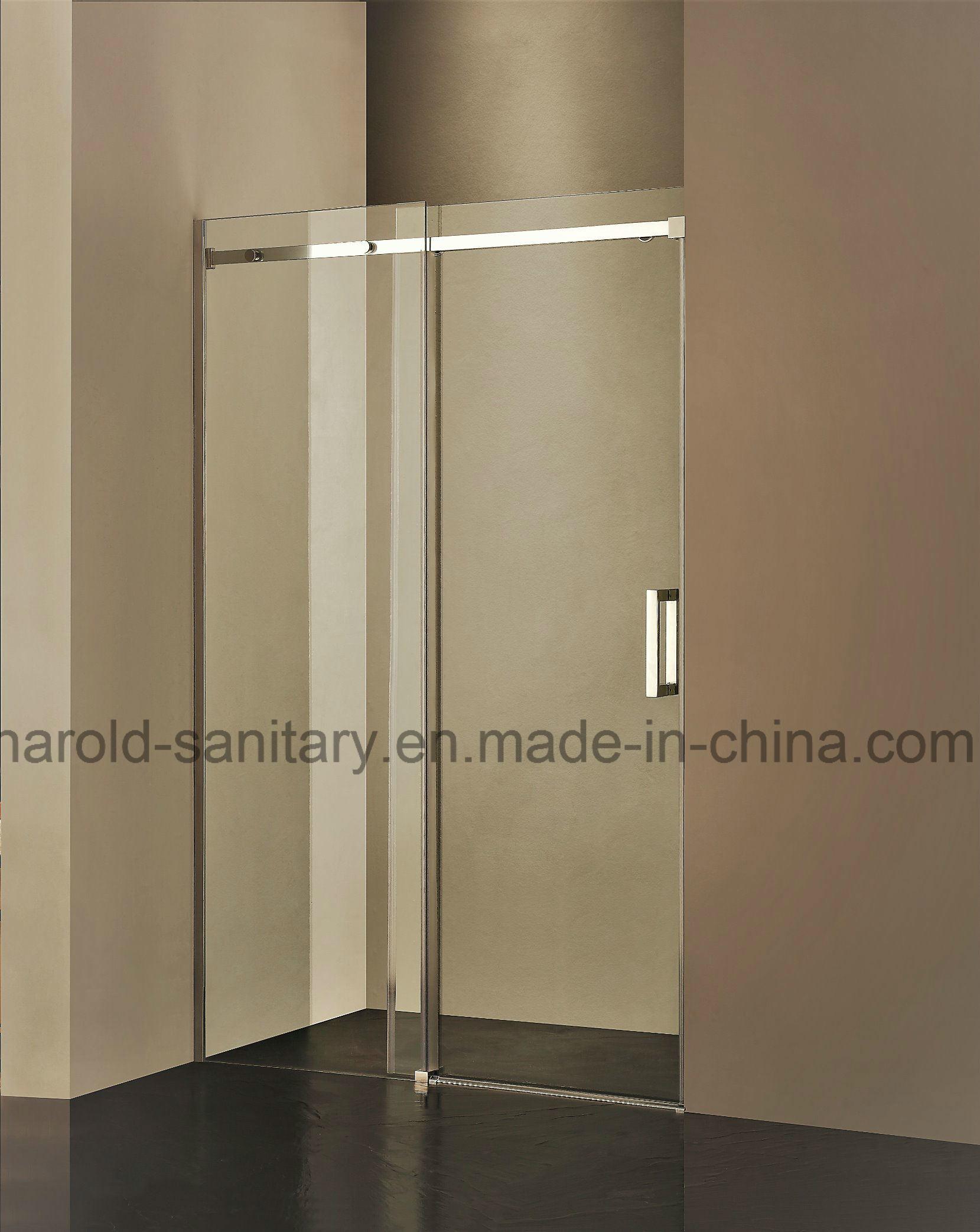 Hr-04-D Straight Single Sliding Shower Door