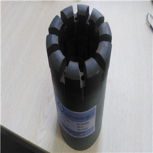 Bq Nq Hq Pq Diamond Impregnated Drill Bit