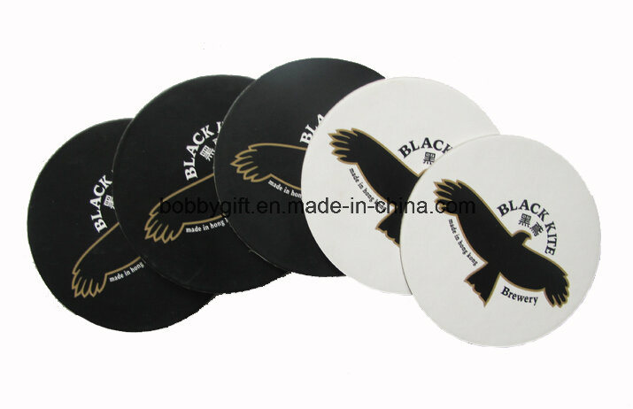 High Quality Cup Coasters Made with Absorbent Paper
