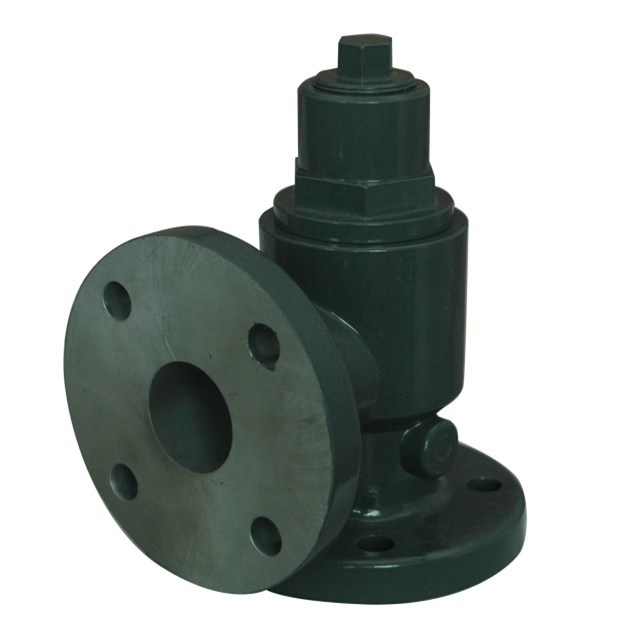 Screw Compressor Replacement Spare Parts Flange Connection Minimum Pressure Valve