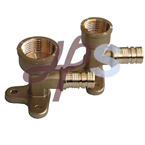 Forging Brass Female Thread Pex Fitting for Pex Pipe