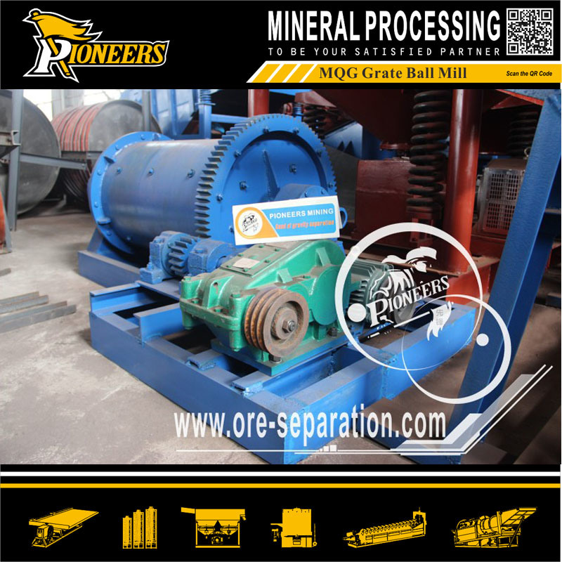 Rock Stone Ore Mining Ball Grinding Mill Material to Powder