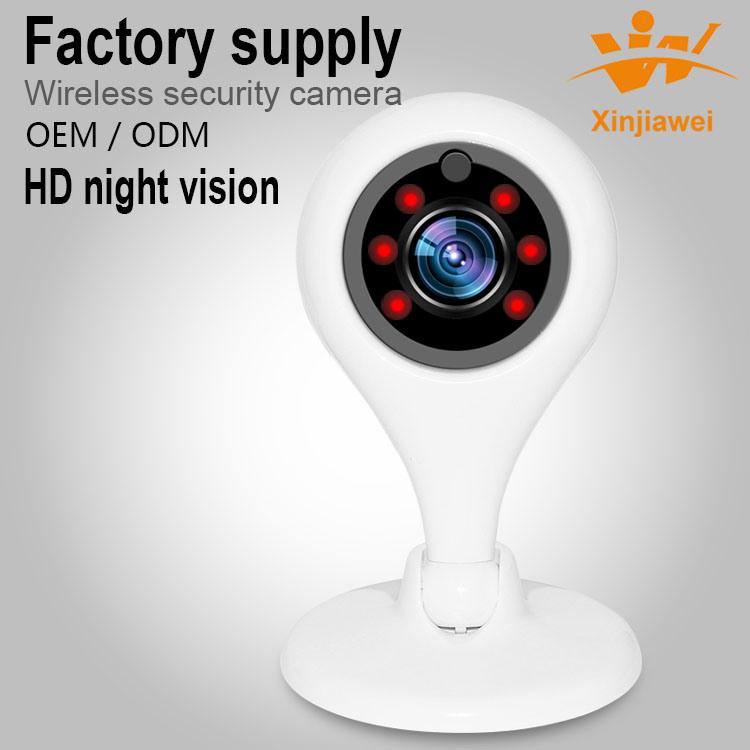 2016 New Technology Indoor WiFi IP Camera