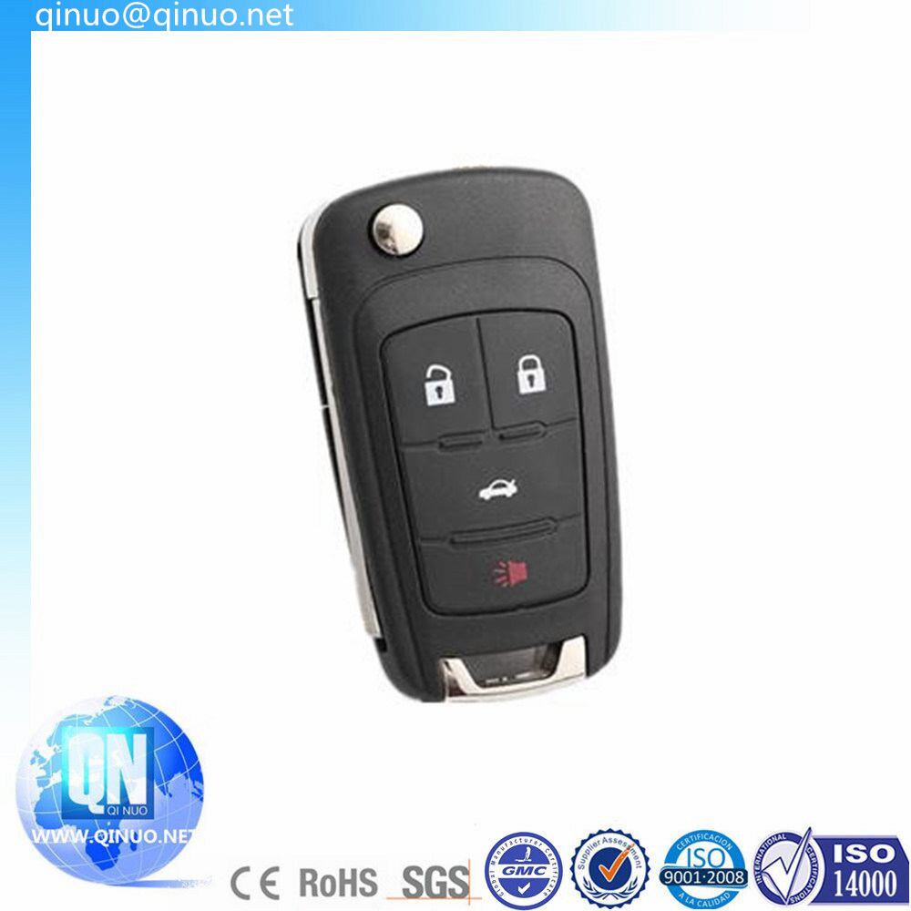 Auto Remote Key for Buick Excelle/Lacrosse/Regal and Chevrolet Cruze/Malibu/Aveo/Camaro After 2009