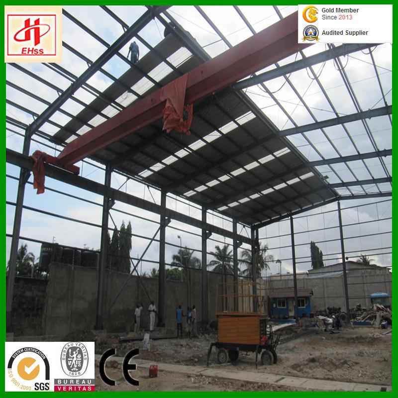 Low Cost Industrial Steel Structure Workshop/Warehouse
