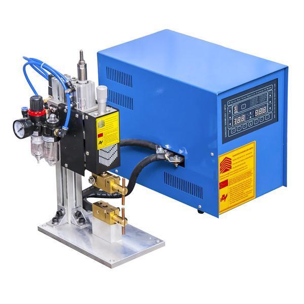 Dual Pulse Battery Tab Welding Machine