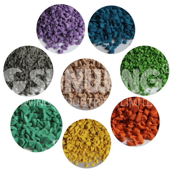 Welcome Sand Infill EPDM Rubber Granules