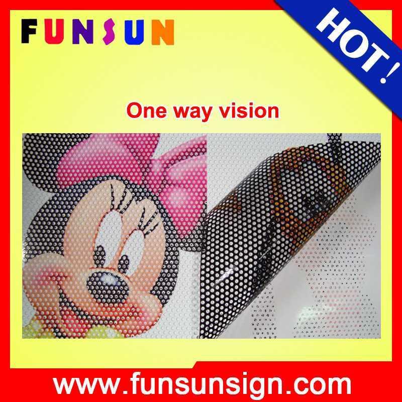 One Way Vision Billboard (Width: 0.98m/1.06m/1.27m/1.37m/1.52m)