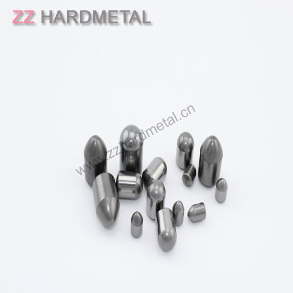 Tungsten Carbide Drilling Button Bits