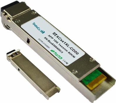 XFP 2km Fiber Optical Transceiver