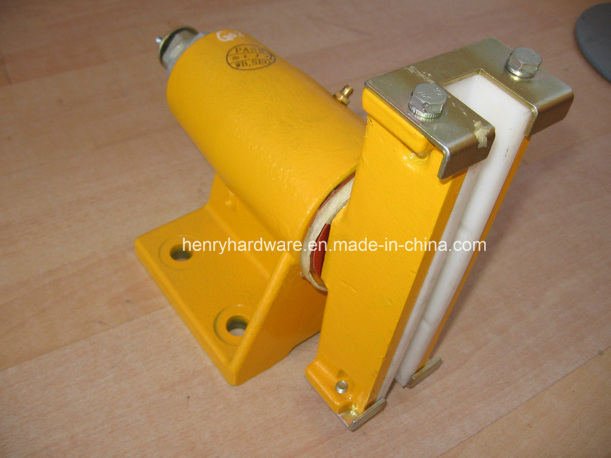 Various Elastic Sliding Guide Shoes for Elevators
