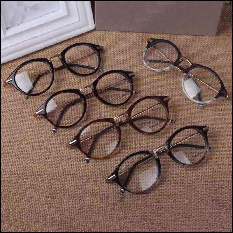 2017 Fashion Acetate Eyeglasses Optical Frame for Woman