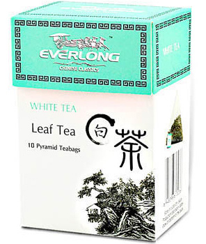 White Tea Pyramid Tea Bags (PT1306)