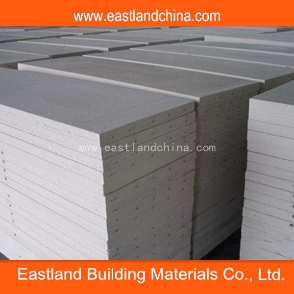 Precast Concrete Steel Reinforced Lightweight AAC Panels