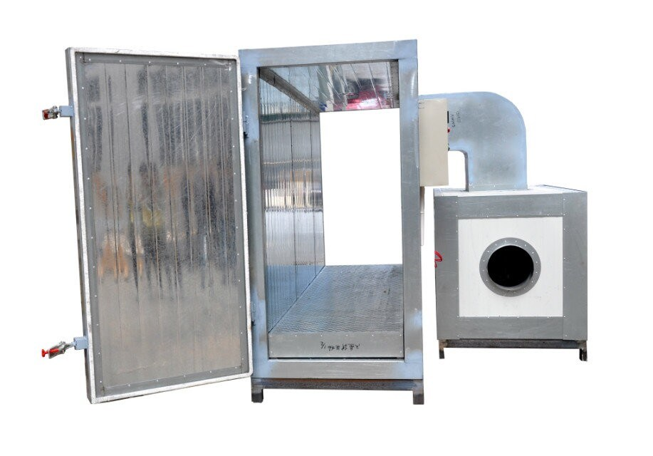 LPG/Gas Heating Type Industrial Powder Coating Curing Oven