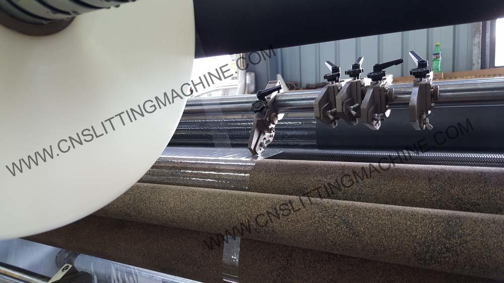Automatic Slitter Rewinder Machine