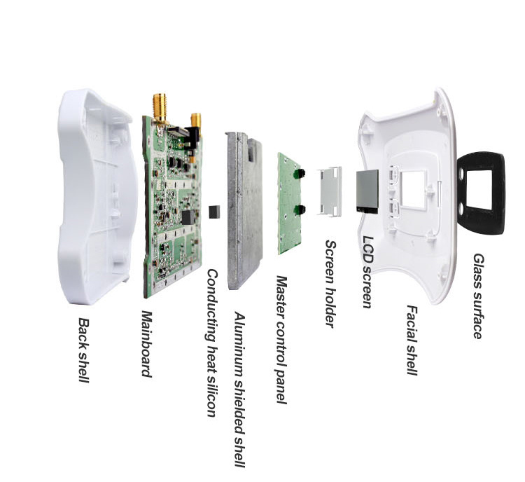 1800MHz 2g 4G Mobile Signal Booster Dcs Signal Repeater