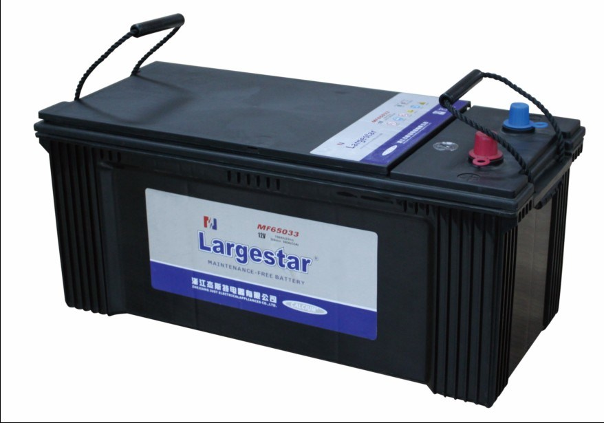 SLA Starting Automobile Maintenance Free Truck Battery (MF N120)