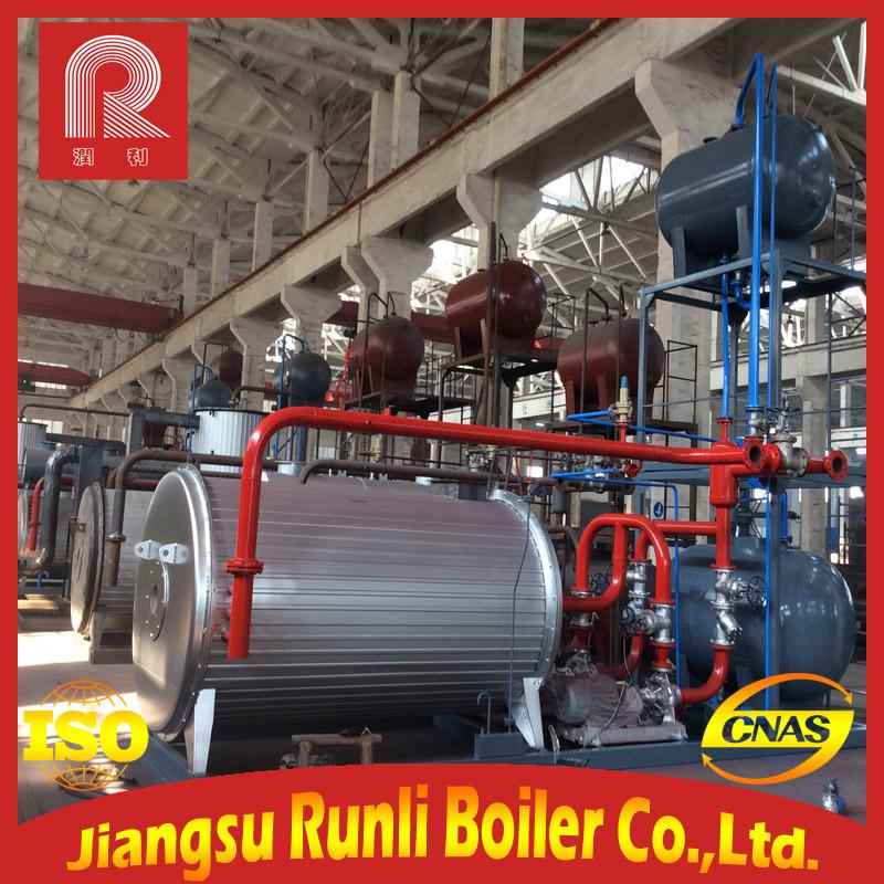 4t Yyw Integral Type Organic Heat Carrier Furnace