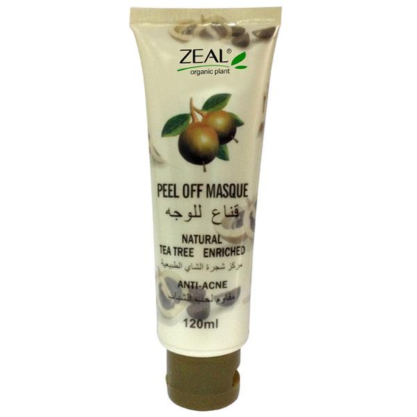 Zeal Face Care Tea Tree Peel off Face Mask 120ml